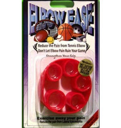 elbow pain red